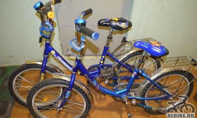 Велосипед детский Навигатор Навигатор колеса 16 - Фото #1