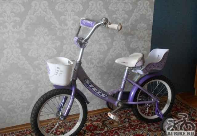 Велосипед для девочки от 3 до 7 лет - Фото #1