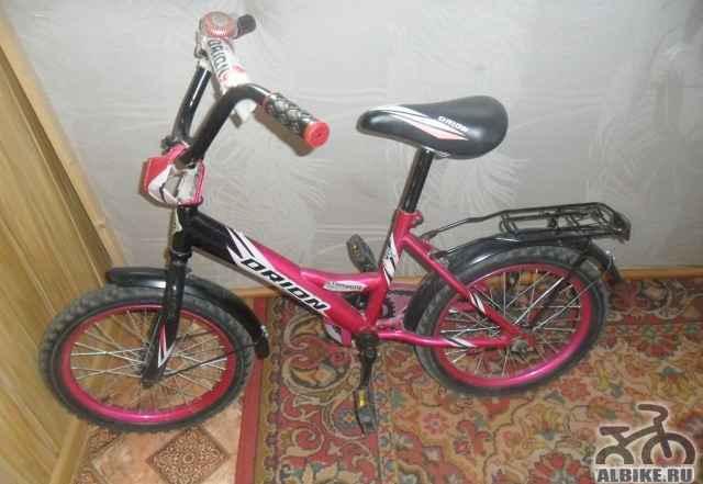 Велосипед детский от 3лет - Фото #1