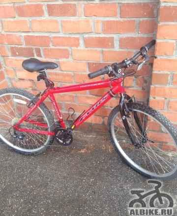 Спортивный скоростной велосипед Janis - Фото #1