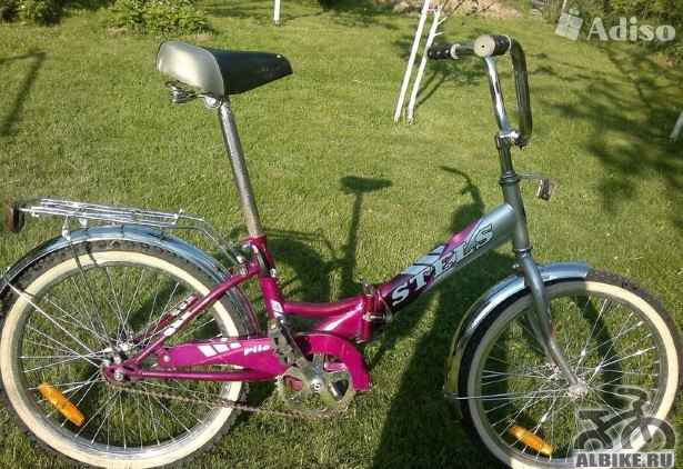 Велосипед стелс 710 - Фото #1