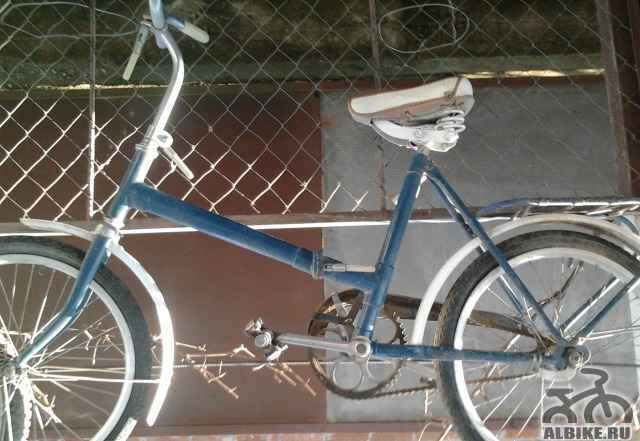 Велосипед дорожный кама универсал