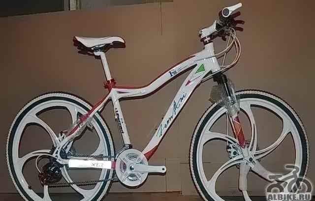 Горный велосипед ферари HI84 дискилитые