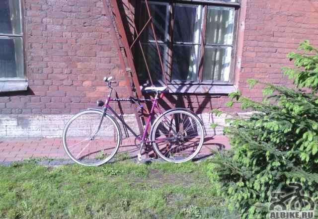 Финский ретро велосипед - Фото #1