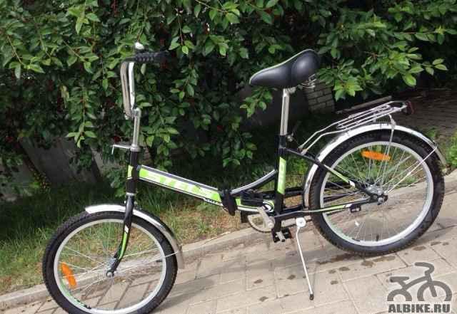 Велосипед для ребенка от 6 лет Стелс 410 - Фото #1