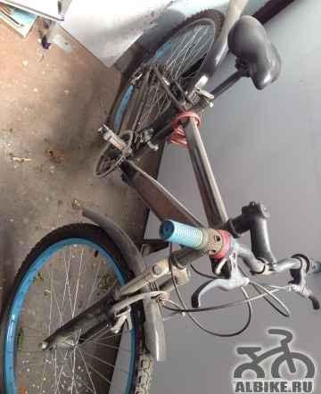 Велосипед с балкона - Фото #1