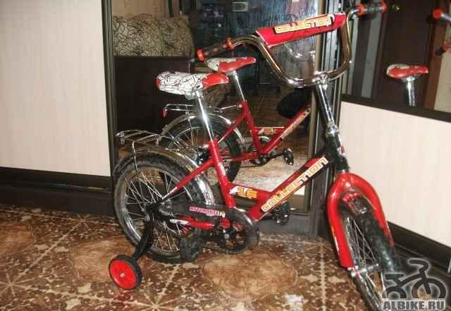 Продам новый велосипед для возраста 6-8 лет - Фото #1