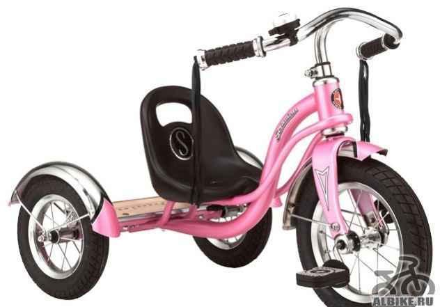 Стильный трёхколёсный велосипед - Фото #1