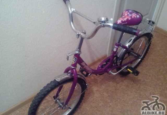 Продам велосипед для девочки 4-9 лет - Фото #1