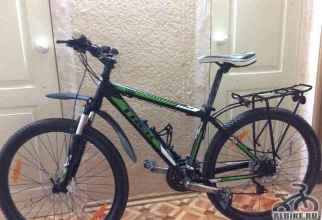 Горный велосипед трек 3500 disc рама 16 алюминий - Фото #1