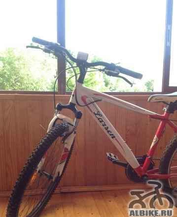 Велосипед larsen avantgarde 1.0 MEN - Фото #1