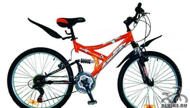 Велосипед Омакс 24-203