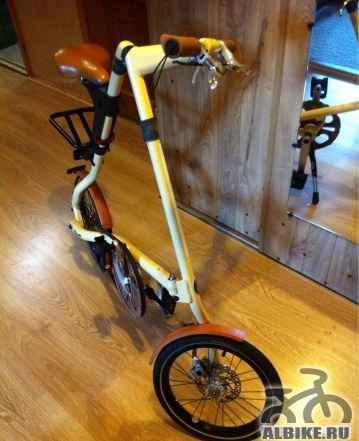 Велосипед Strida 5.2 складной, идеальное состояние - Фото #1