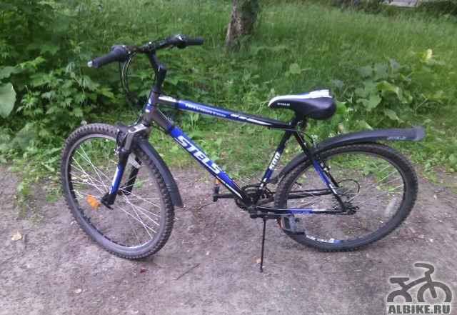 Продам или обменяю велосипед стелс навигатор
