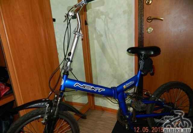 Велосипед для дачи, города