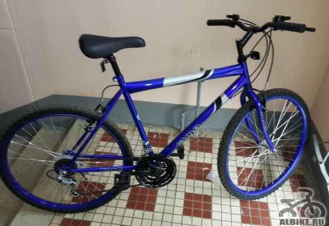 Велосипед Gima 26 для взрослых 18 скоростей