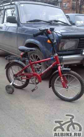 Продам детский велосипед Навигатор от 3 лет