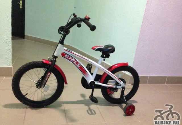 Продается почти новый детский велосипед