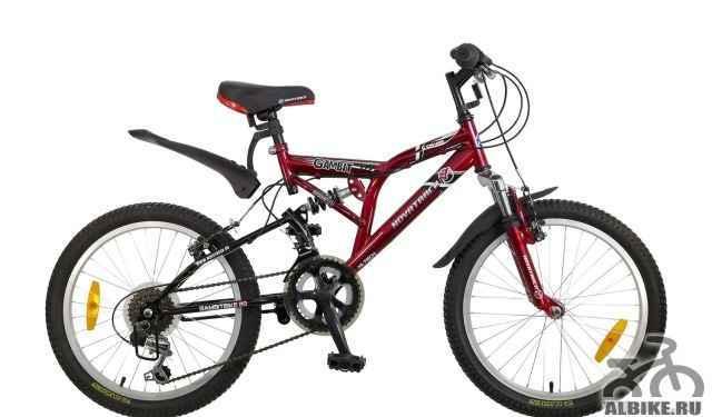 """Продаю скоростной велосипед """"Novatrack Gambit 20"""
