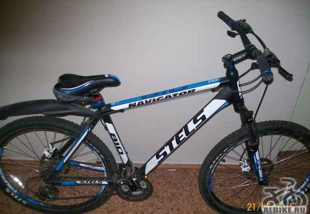 """Продам велосипед стелс 820 """"D"""""""