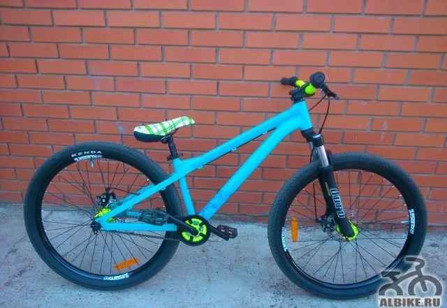 Продаю велосипед для прыжков
