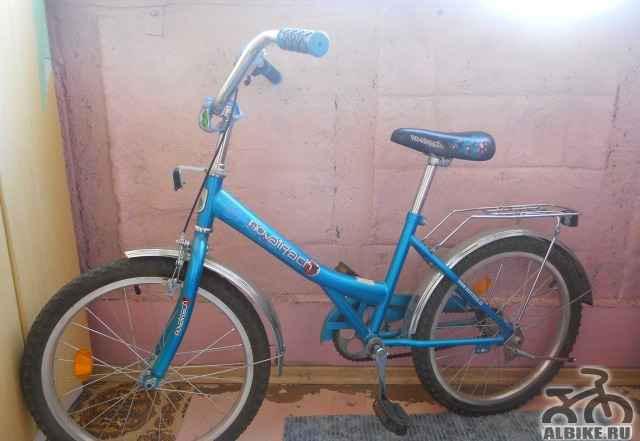 Велосипед детский двухколесный (6-10 лет)