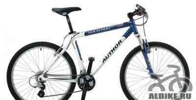 Велосипед Аuthor solution