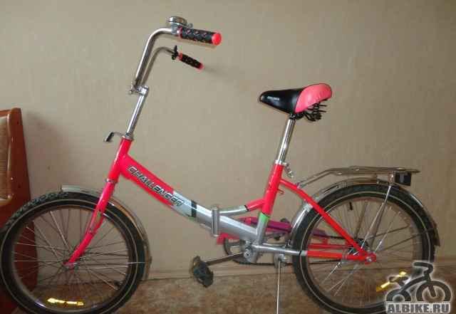 Велосипед раскладной челленджер