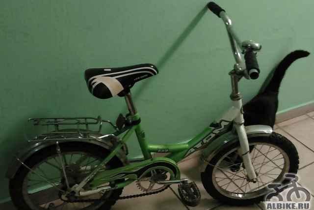 Атом. Детский велосипед