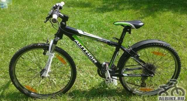 Продаю подростковый велосипед Author Мираж 2013 г