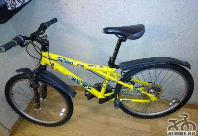 Продам подростковый горный велосипед Б/У