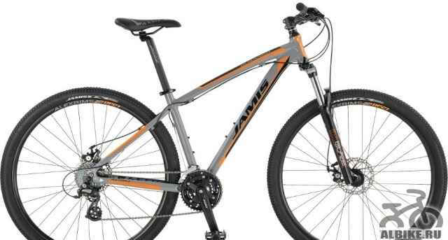 Горный велосипед Jamis дюранго 29 спорт Hardtails