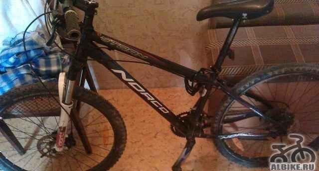 Горный велосипед Norco