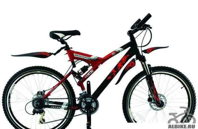 """Новый велосипед фирмы """"Stels"""""""