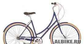 Велосипед с открытой рамой