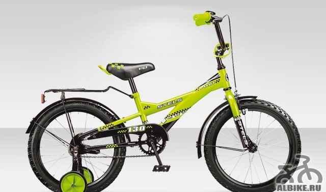 Детский велосипед Стелс Пилот 130 18