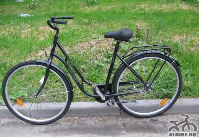 Финский велосипед Ретро Solifer