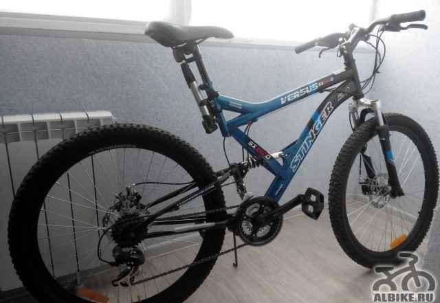Велосипед Стингер Версус SX350D
