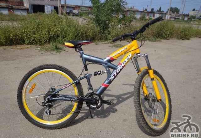 Велосипед - стингер, в отличном состоянии