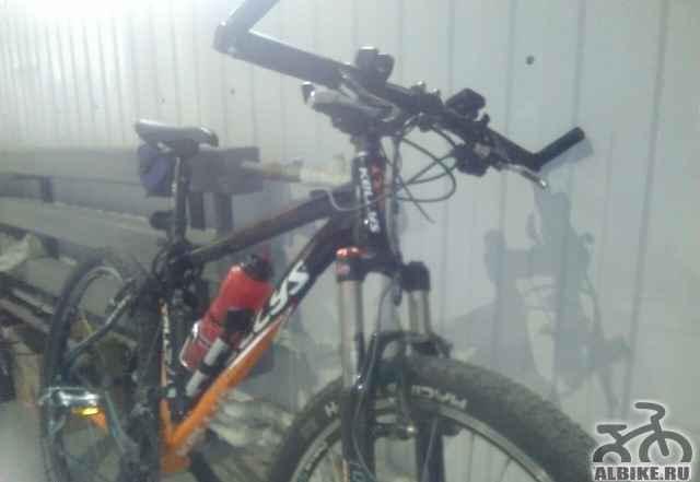 Продам велосипед Kellys salamander (orange/black)