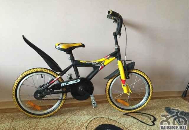 Продам детский велосипед BMX