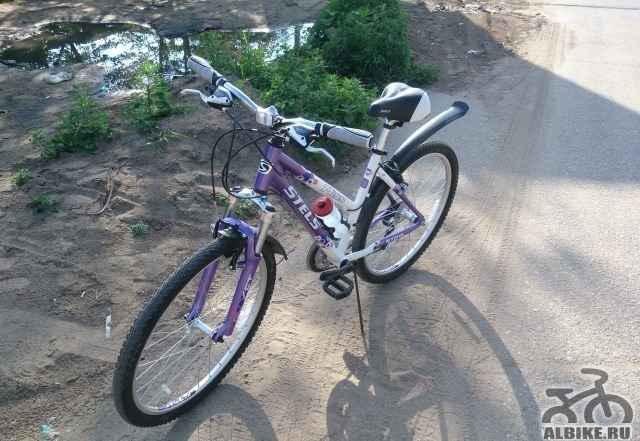"Велосипед Стелс Miss 6100 26""женский"