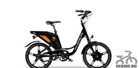 Электровелосипед RE Байк