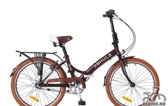 Складной велосипед Shulz Krabi Coaster (2015)