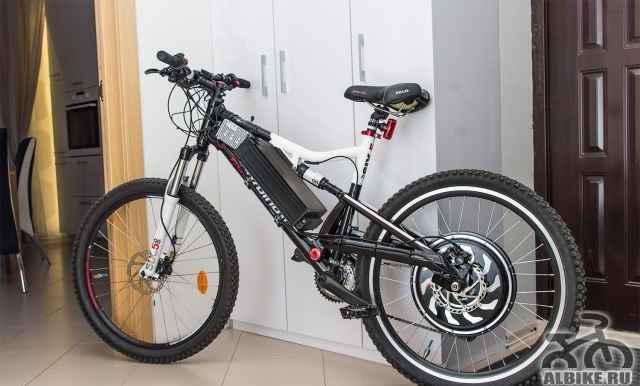 Электровелосипед 2000Вт