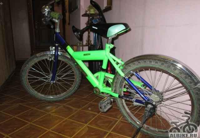 """Велосипед подростковый универсальный """"Bizon"""""""