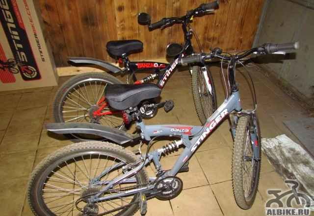 Велосипеды стингер
