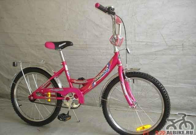 """Велосипед """"Олимпик"""" для ребенка 8-12лет колеса 20"""""""