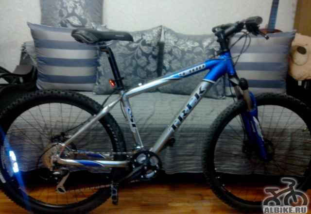 Велосипед Трек 4300 disc 2006