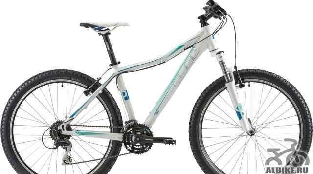 Велосипед Куб Access WLS Pro разм. рамы 15.5 женс